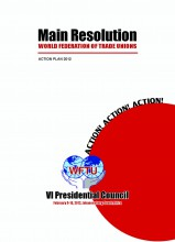 Resolution: Presidential Council Session 2012