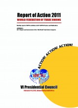Report of Action 2011