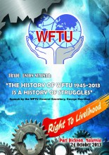 History of the WFTU