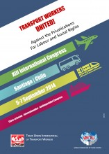 TUI TRANSPORT POSTER