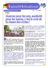 Lettre Internationale N 3
