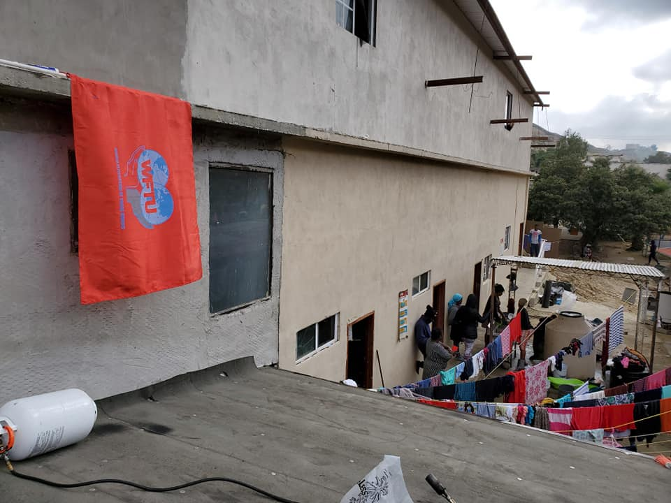 Wftu Usa Roofers Union Local 36 Offers Solidarity To Haitian Immigrant Workers