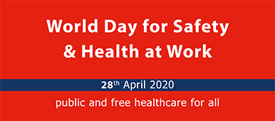 WFTU » WORLD DAY OF HEALTH AND SAFETY AT WORK 2020 ...